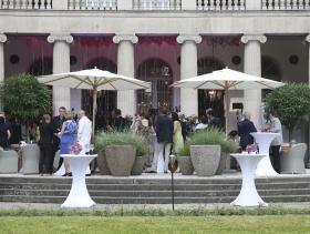 Catering und Eventorganisation Villa Harteneck